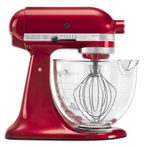 Batidora Design Color Rojo Manzana